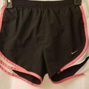 Nike XS dri fit exercise shorts